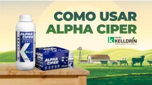 Alpha Ciper Cipermetrina 15%