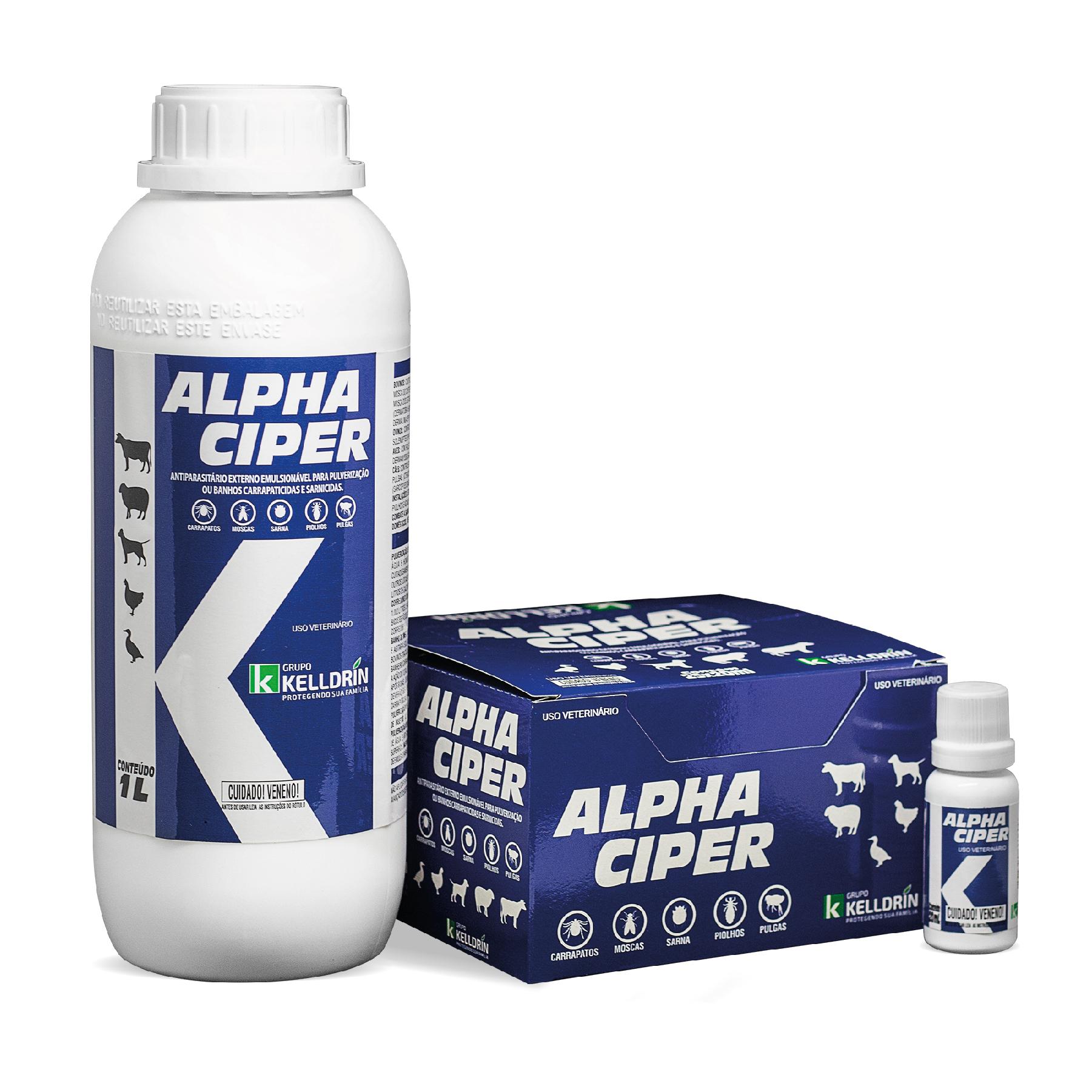 Alpha Ciper - Kelldrin