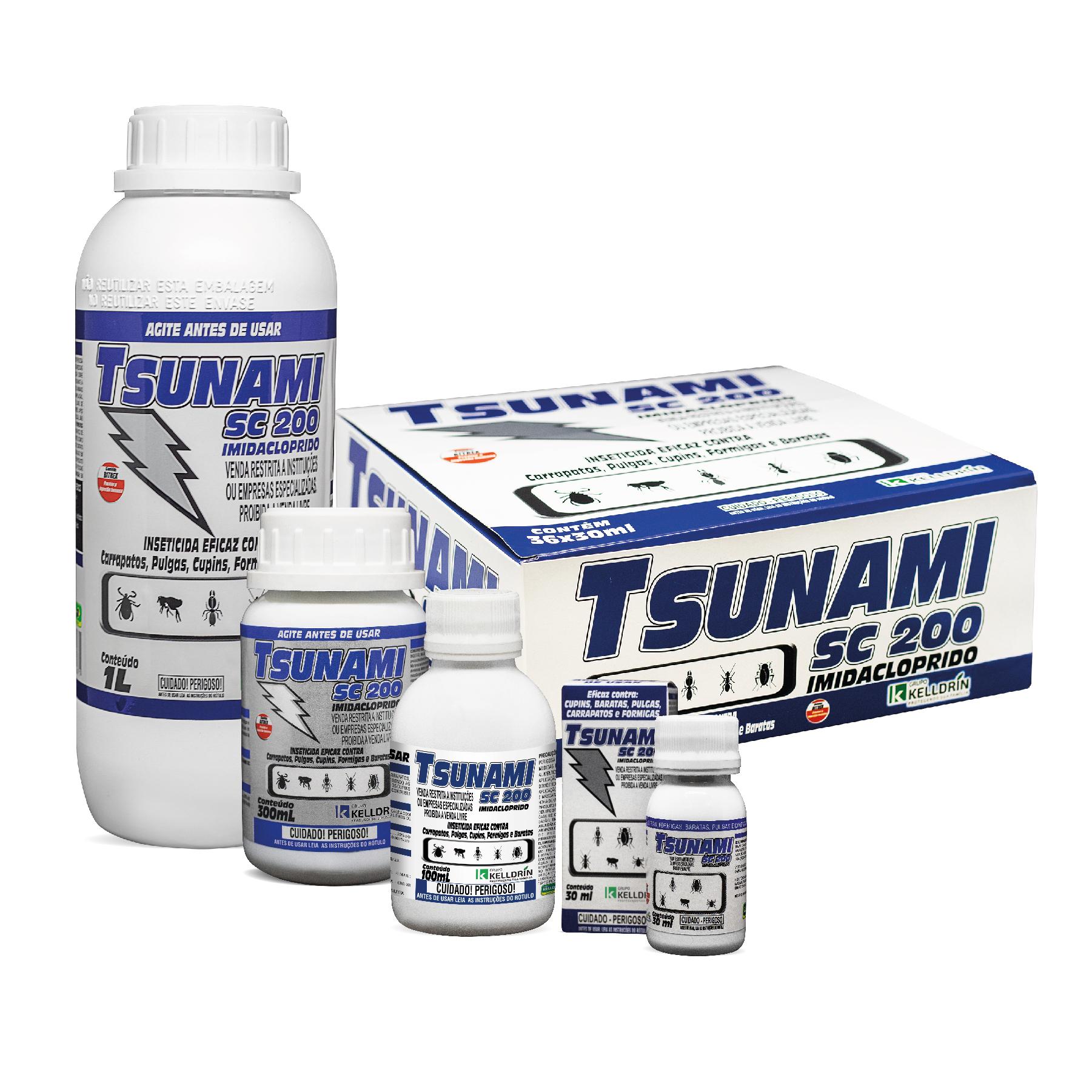 Tsunami - Kelldrin
