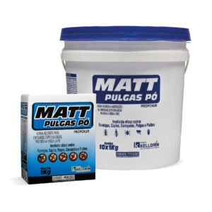 Matt Pulgas Pó - Kelldrin