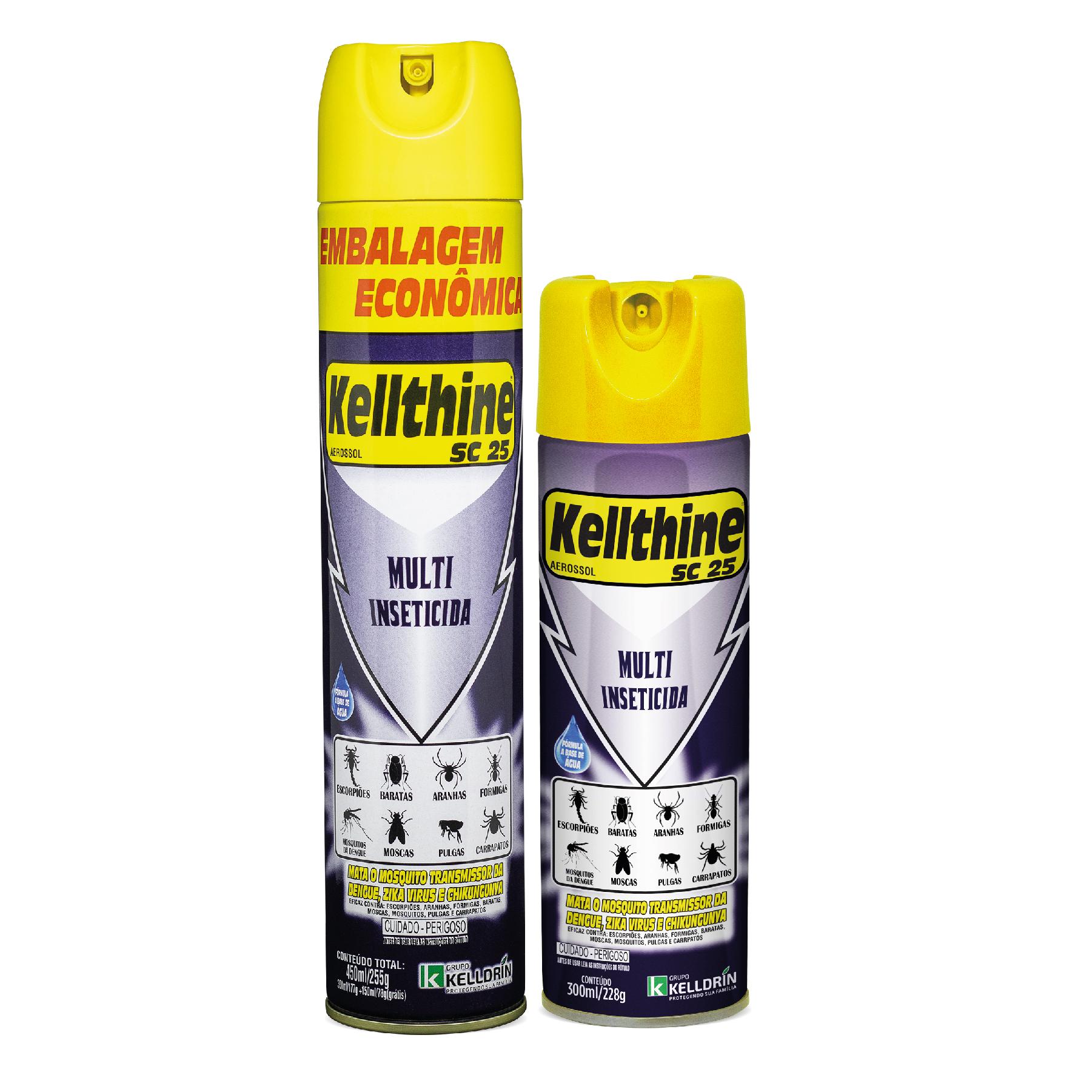Kellthine Aerossol - Kelldrin