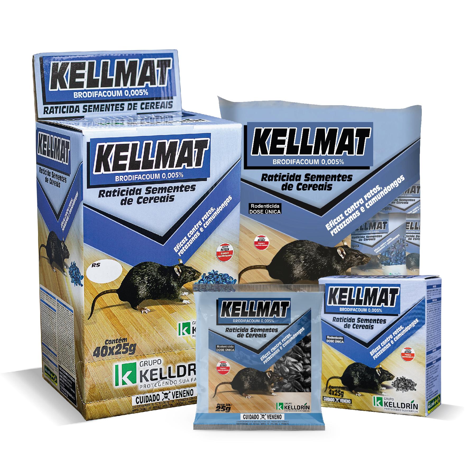 Kellmat Sementes de Cereais - Kelldrin
