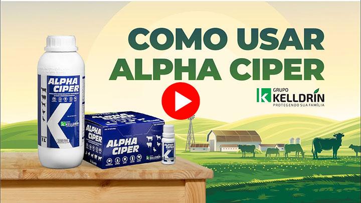 Alpha Ciper